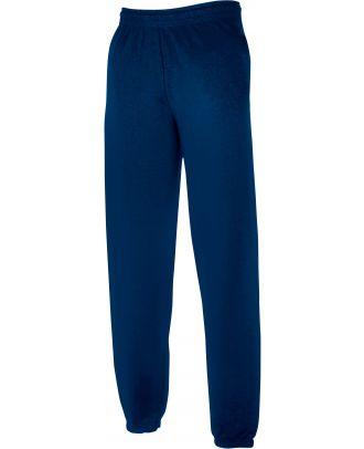 Pantalon de jogging bas élastiqué SC153C - Navy