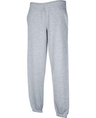 Pantalon de jogging bas élastiqué SC153C - Heather Grey