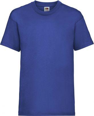 T-shirt enfant manches courtes Valueweight SC221B - Royal Blue