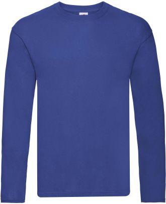 T-shirt homme manches longues Original-T SC61428 - Royal Blue