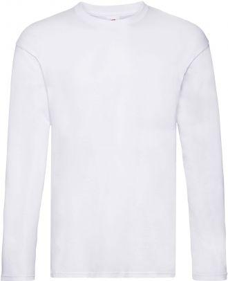 T-shirt homme manches longues Original-T SC61428 - White