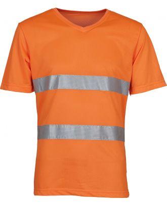 T-shirt haute visibilité HVJ910 - Hi Vis Orange
